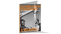 Brochure engins de chantier (en anglais)
