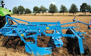 Application cultivateur Lemken